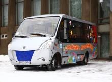 автобус для кукольников