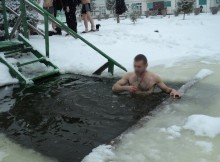 крещение в колонии-1