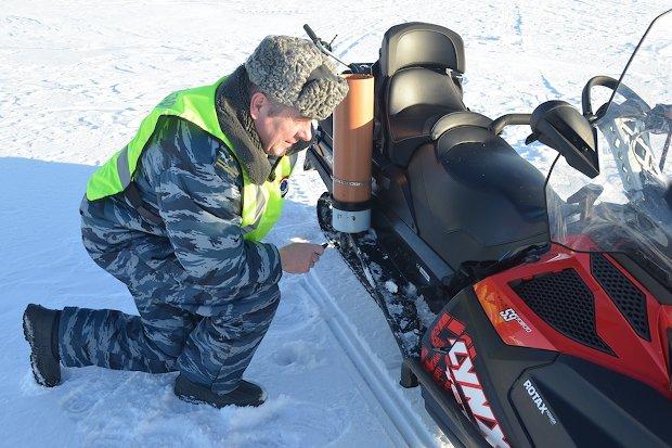 операция снегоход