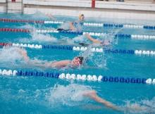 плавание