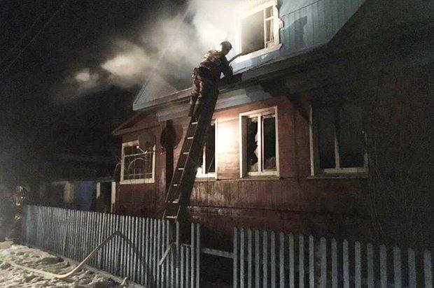 пожар-весьегонск