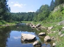 река держа
