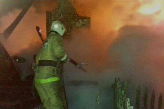 пожар-андреапольский район