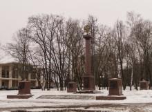 ржев-город воинской славы