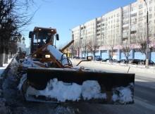 уборка снега-тверь