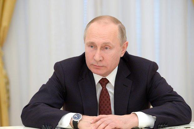 Тверская область поддержала Владимира Путина