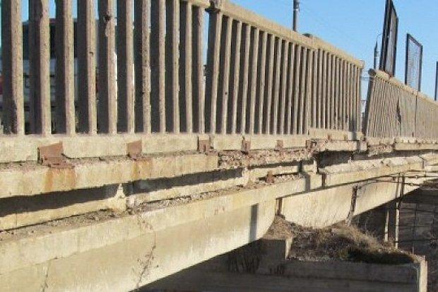аварийный мост -волочек