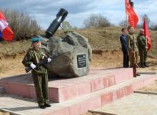 памятник краснорармайкам в Калашниково