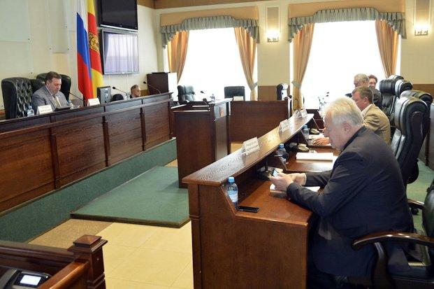 заседание комитета по госустройству