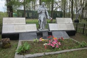 братская могила в васильевском мхе