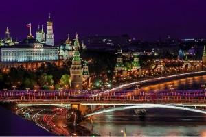 москва-кремль