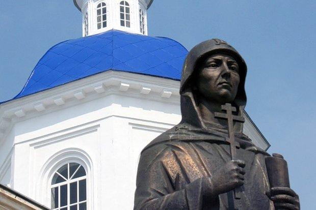 анна кашинская-памятник в кашине