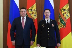Игорь Руденя и Владимир Мустафаев