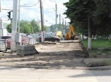 ремонт тротуара