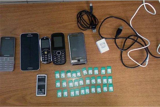 телефоны и сим-карты