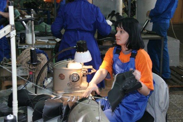 торжокская обувная фабрика