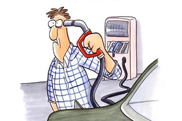 цена на бензин