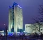 """центральный офис """"Газпрома"""""""