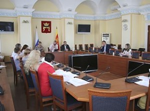 заседание комитета ТГД