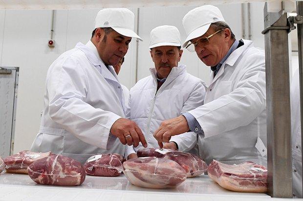 гордеев и мясо