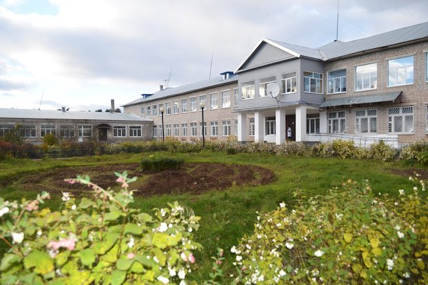 кашаровский детский дом-интернат