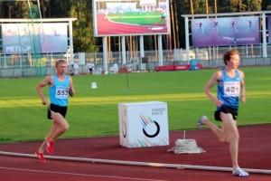 легкая атлетика-бег