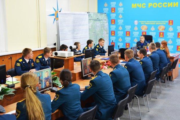 выпускники мчс-1