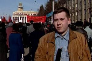 юровский на митинге