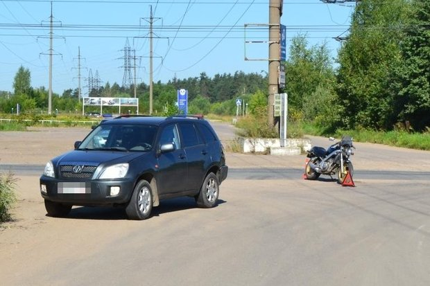 ДТП_Твреь-мотоцикл