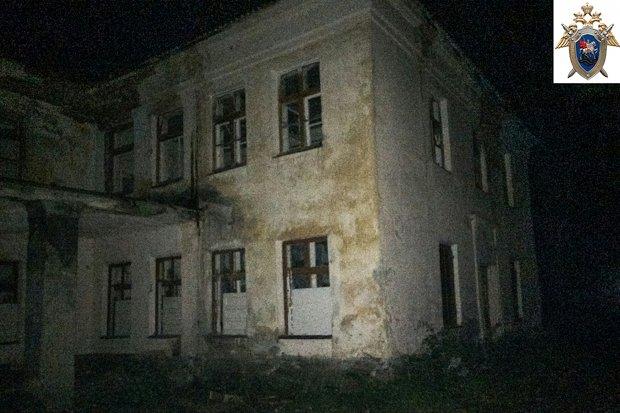 госпиталь-место происшествия-ржев