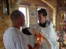 крещение в сизо-1
