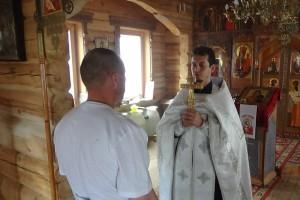 крещение в созо