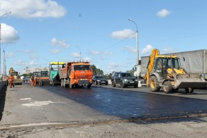ремонт дорог-тверь