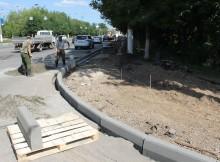 ремонт тротуаров