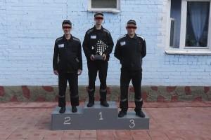 шахматный турнир в сизо-2