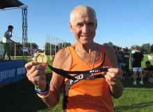 триатлон-1 место - Владимир Рожинов