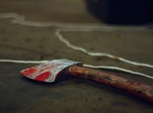 убийство-топор