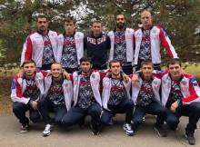 борцы-сборная россии