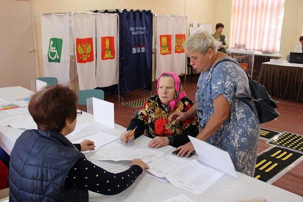 голосование-инвалид по зрению