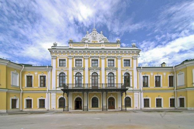 императорский дворец-тверь