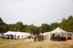 лагерь поисковиков-1