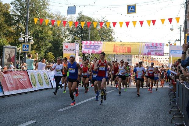 марафон-3