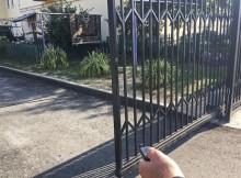 ограждение-ворота