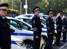 полицейские машины-1