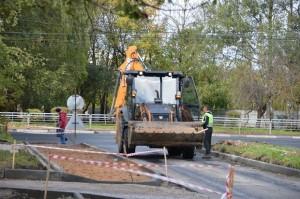 ремонт дороги-тверь
