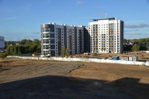 строительство школы-брусилово
