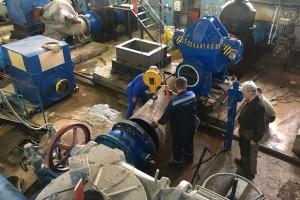 установка насоса-водоканал-2
