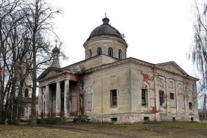 храм в кушалино