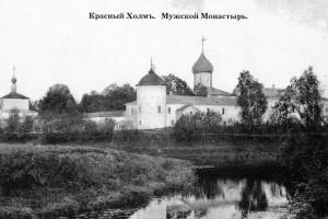 краснохолмский антониев монастырь