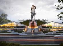 ржевский мемориал советскому солдату-1